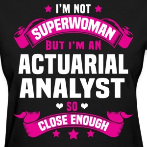 Actuarial Analyst T-Shirts - Women's T-Shirt