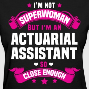 Actuarial Assistant T-Shirts - Women's T-Shirt