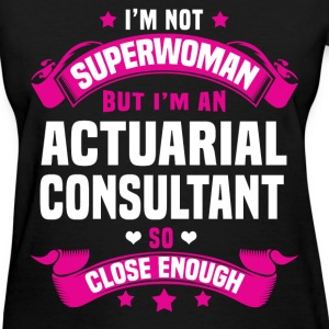 Actuarial Consultant T-Shirts - Women's T-Shirt
