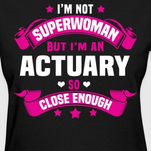 Actuary T-Shirts - Women's T-Shirt