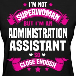 Administration Assistant T-Shirts - Women's T-Shirt