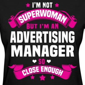 Advertising Manager T-Shirts - Women's T-Shirt