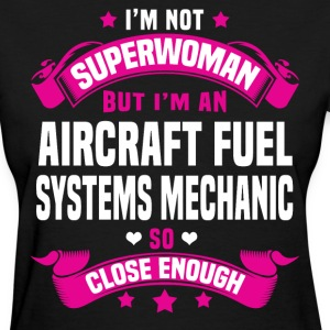 Aircraft Fuel Systems Mechanic T-Shirts - Women's T-Shirt