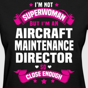 Aircraft Maintenance Director T-Shirts - Women's T-Shirt
