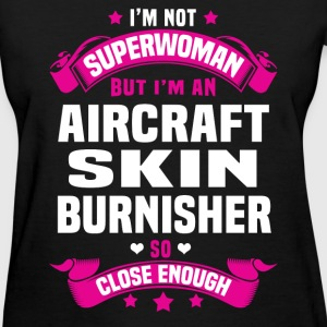 Aircraft Skin Burnisher T-Shirts - Women's T-Shirt