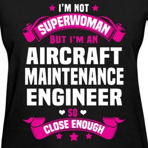 Aircraft Maintenance Engineer T-Shirts - Women's T-Shirt