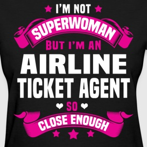 Airline Ticket Agent T-Shirts - Women's T-Shirt