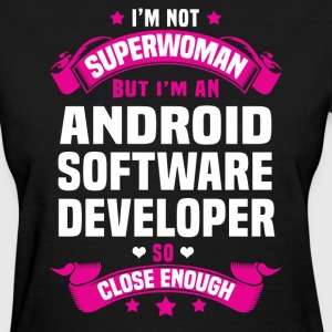 Android Software Developer T-Shirts - Women's T-Shirt