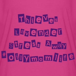 Oily Mom Life - D3 T-Shirts - Women's Flowy T-Shirt