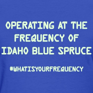 What is Your Frequency - T-Shirts - Women's T-Shirt