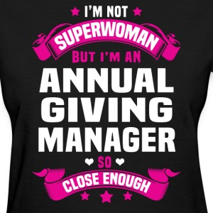 Annual Giving Manager T-Shirts - Women's T-Shirt