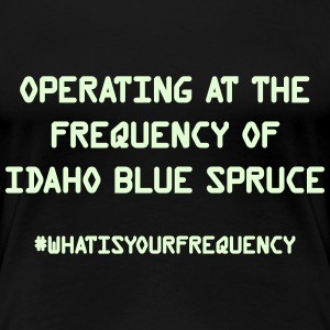 What is Your Frequency - T-Shirts - Women's Premium T-Shirt
