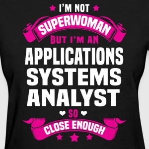 Applications Systems Analyst T-Shirts - Women's T-Shirt