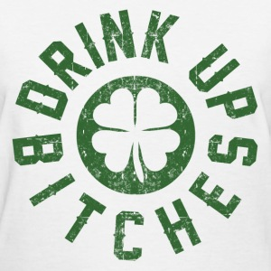 drink up 111.png T-Shirts - Women's T-Shirt