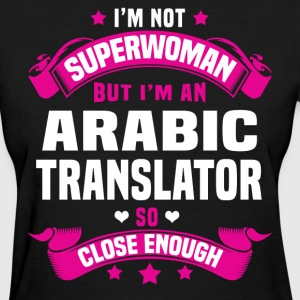Arabic Translator T-Shirts - Women's T-Shirt
