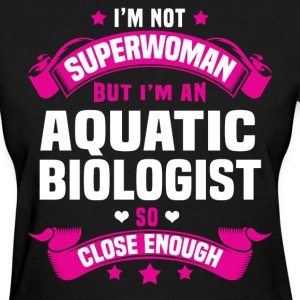 Aquatic Biologist T-Shirts - Women's T-Shirt