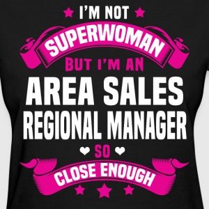 Area Sales Regional Manager T-Shirts - Women's T-Shirt