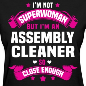 Assembly Cleaner T-Shirts - Women's T-Shirt