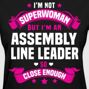 Assembly Line Leader T-Shirts - Women's T-Shirt