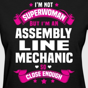 Assembly Line Mechanic T-Shirts - Women's T-Shirt