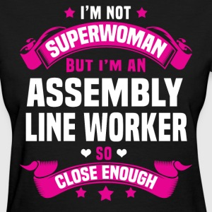 Assembly Line Worker T-Shirts - Women's T-Shirt