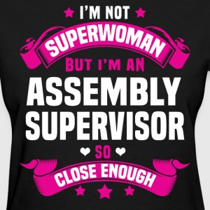 Assembly Supervisor T-Shirts - Women's T-Shirt
