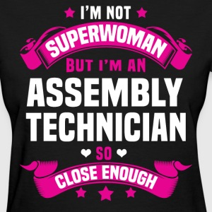 Assembly Technician T-Shirts - Women's T-Shirt