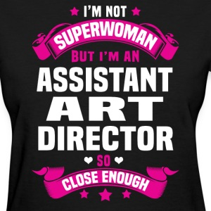 Assistant Art Director T-Shirts - Women's T-Shirt