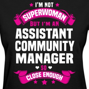Assistant Community Manager T-Shirts - Women's T-Shirt