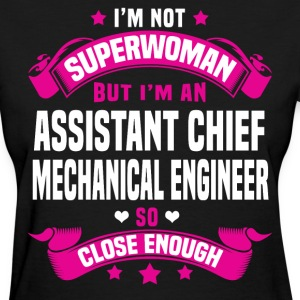 Assistant Chief Mechanical Engineer T-Shirts - Women's T-Shirt