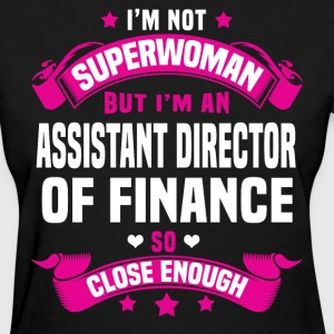 Assistant Director of Finance T-Shirts - Women's T-Shirt