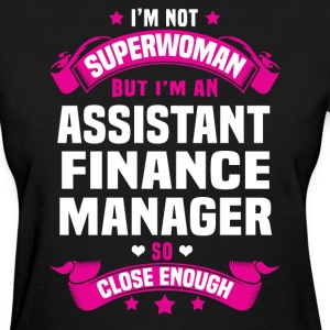 Assistant Finance Manager T-Shirts - Women's T-Shirt