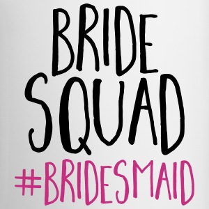 Bride Squad Bridesmaid  Mugs & Drinkware - Coffee/Tea Mug