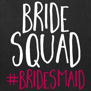 Bride Squad Bridesmaid  Bags & backpacks - Tote Bag