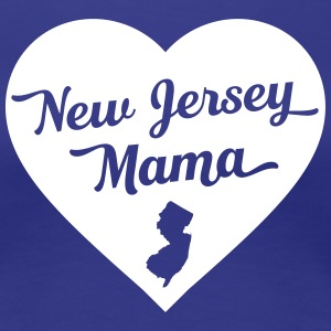 New Jersey Mama - Women's Premium T-Shirt