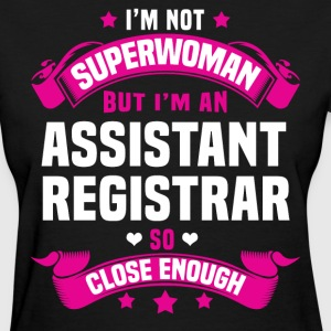 Assistant Registrar T-Shirts - Women's T-Shirt