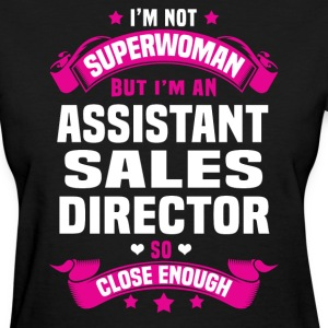 Assistant Sales Director T-Shirts - Women's T-Shirt