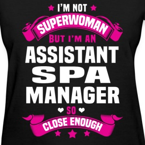 Assistant Spa Manager T-Shirts - Women's T-Shirt