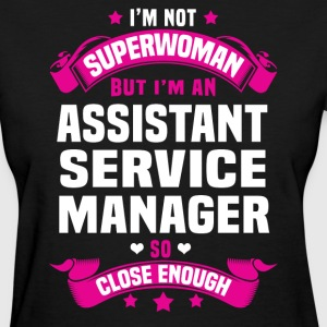 Assistant Service Manager T-Shirts - Women's T-Shirt