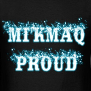 MI'KMAQ PROUD  - Men's T-Shirt