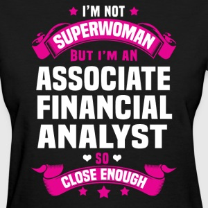 Associate Financial Analyst T-Shirts - Women's T-Shirt