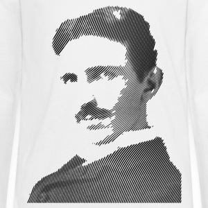 Nikola Tesla Kids' Shirts - Kids' Premium Long Sleeve T-Shirt