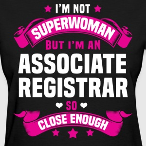 Associate Registrar T-Shirts - Women's T-Shirt