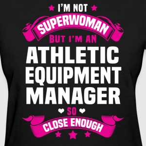 Athletic Equipment Manager T-Shirts - Women's T-Shirt