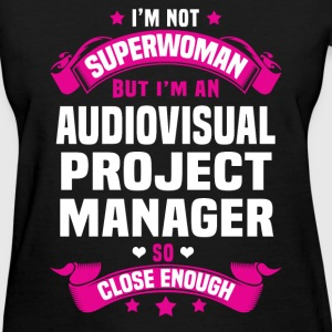Audiovisual Project Manager T-Shirts - Women's T-Shirt