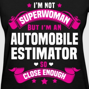 Automobile Estimator T-Shirts - Women's T-Shirt