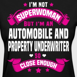 Automobile and Property Underwriter T-Shirts - Women's T-Shirt