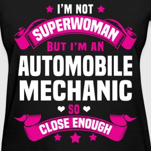 Automobile Mechanic T-Shirts - Women's T-Shirt