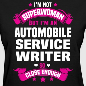 Automobile Service Writer T-Shirts - Women's T-Shirt