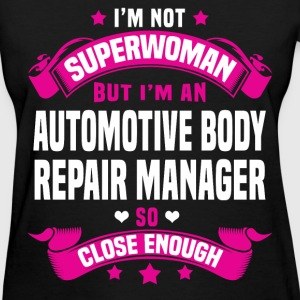 Automotive Body Repair Manager T-Shirts - Women's T-Shirt